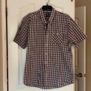 Volcolm men's shirt xxl plaid